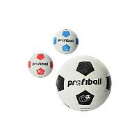 Мяч футбольный VA 0008 размер 4, Profiball