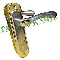 """Ручки """"FZB"""" 62 мм (під серцевину) 15-34 Fuaro ET-6540 SN/GP"""