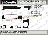 Декор в салон Hartman на Mitsubishi Lancer 9 2003-2006 wagon