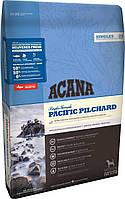 Корм для собак Acana Pacific Pilchard 11,4 кг, акана для собак всех пород и возрастов, с рыбой