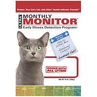 Litter Pearls Monthly Monitor (Манзли Монитор) индикатор рН мочи котов 453 г