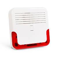 Оповещатель свето-звуковой наружный SP-6500 R