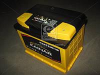 Аккумулятор 60Ah-12v KAINAR Standart+ (242х175х190),(R 0),EN540