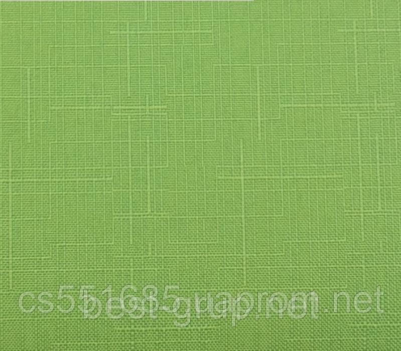 MSF-062 Трава (0,525 х 1,70 м) Linen ( Льон) -тканинні ролети Oasis Оазис