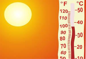 Эфирные масла и экстремальные температуры.