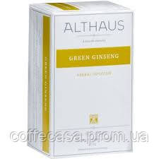 Althaus Deli Pack Green Ginseng