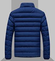 Зимняя мужская куртка. Модель 6114, фото 3