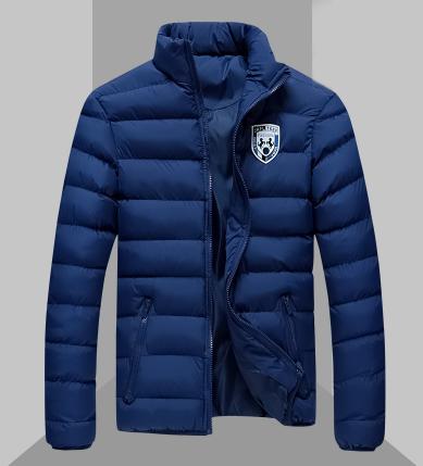 Зимняя мужская куртка. Модель 6114