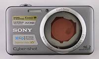 Корпус со вспышкой для фотоаппарата Sony DSC-WX50 KPI15212