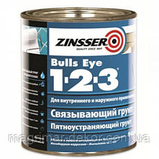 Грунт Zinsser Bulls eye 1-2-3, 0, 946 литра