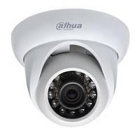 Купольная камера видеонаблюдения 1Мп Dahua HAC-HDW1100S