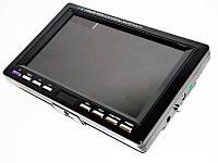 Портативный телевизор TV USB SD. Экран 7,5''