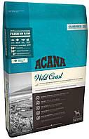 Корм для собак Acana Wild Coast 17 кг акана для собак всех пород и возрастов, с рыбой