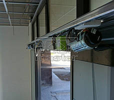 Автоматические двери Geze ECdrive, офис Аэропорт (г. Днепр) 12.09.2014 2