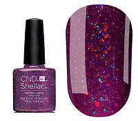 Гель-лак для ногтей СND Shellac Nordic Lights (бордово-фиолетовый с блестками) 7,3 мл