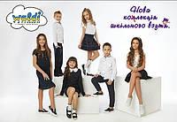 Рекламный плакат школьная коллекция