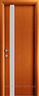Двери ГЛАЗГО-1 Светлый дуб
