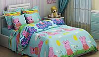Детское постельное белье ранфорс 251609 (Детский)