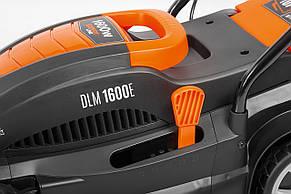 Электрическая газонокосилка Daewoo DLM 1600E, фото 2