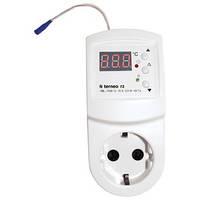 Терморегулятор terneo rz — терморегулятор в розетку для инфракрасных панелей.