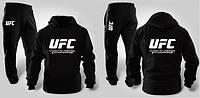 """Спортивный костюм """"UFC"""" мужской чёрный"""