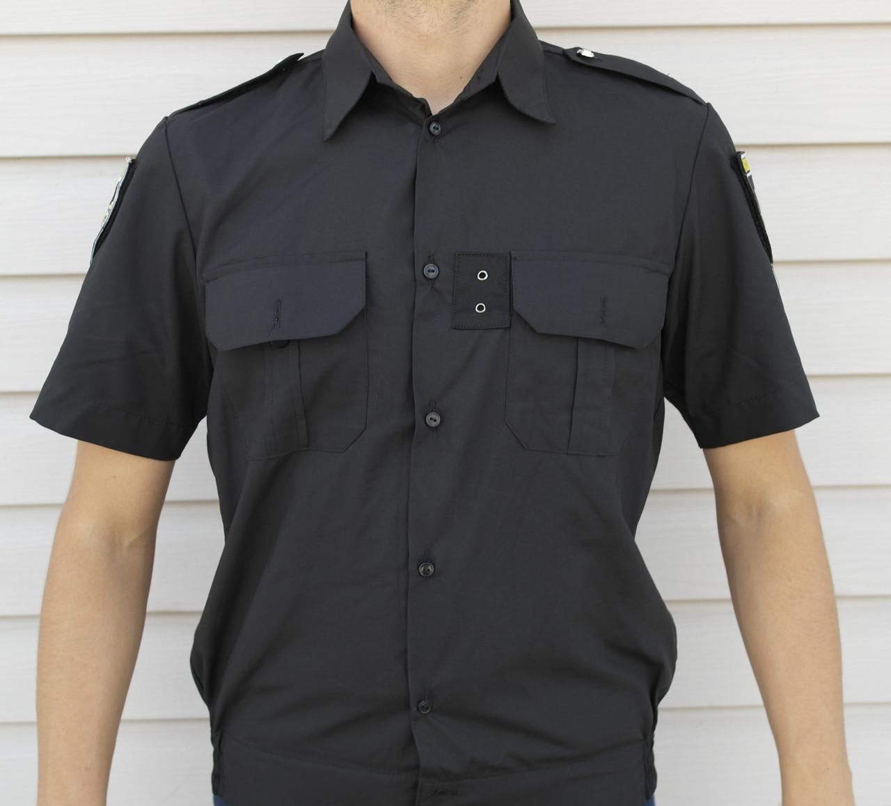 682d84a512c Форменная рубашка для полиции короткий рукав