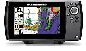 Эхолот Humminbird HELIX 7 CHIRP GPS G2