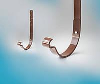 Кронштейн желоба стропильный (металл) L=210 мм 150/110