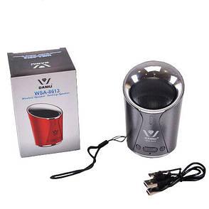Портативная Bluetooth колонка WSA-8613, фото 2