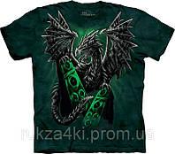 3D футболка The Mountain 103202 Electric Dragon