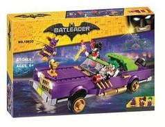 Конструктор Лоурайдер Джокера, 450 деталей Bela Batman Movie 10633