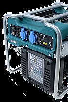 Генератор инверторный Konner&Sohnen KS 2300i (2кВт), фото 3