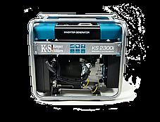 Генератор инверторный Konner&Sohnen KS 2300i (2кВт), фото 2