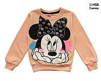 Кофта Minnie Mouse для девочки. 122 см, фото 1