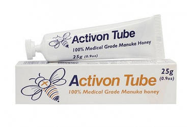 Activon Tube - мазь на основе меда по уходу за пролежнями, ожогами, ранами