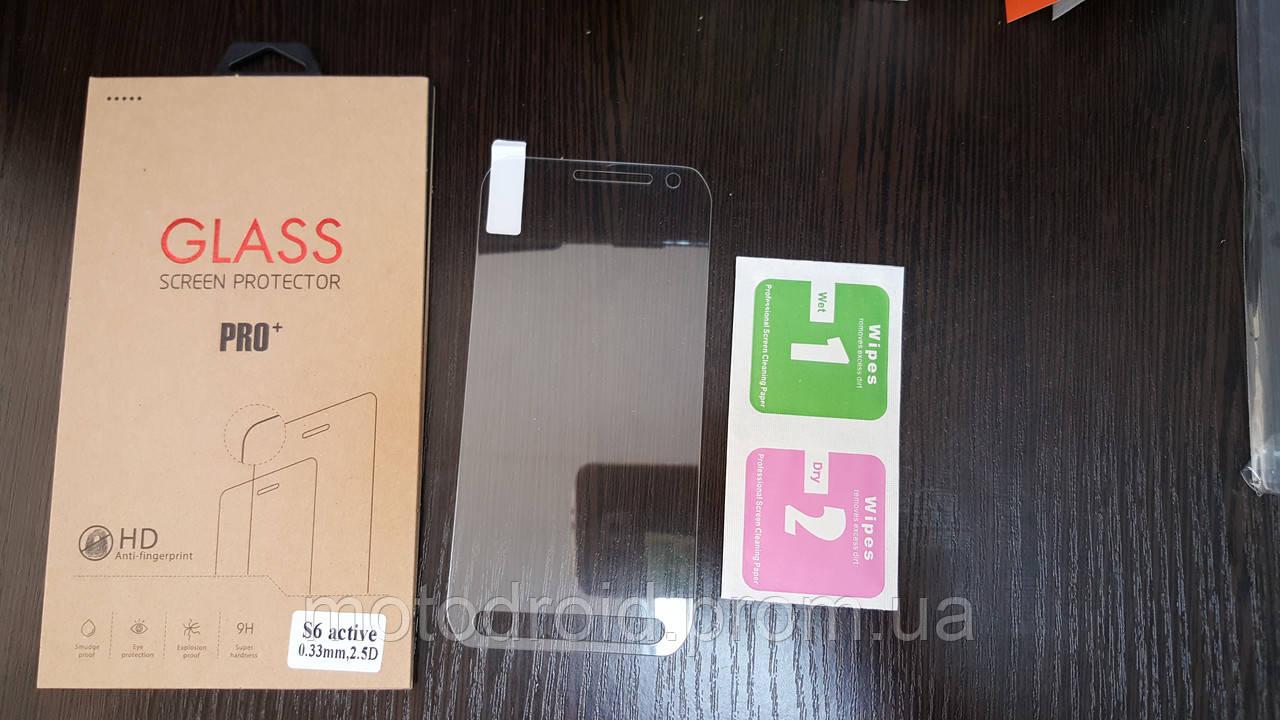 Захисне скло для Samsung Galaxy S6 Active