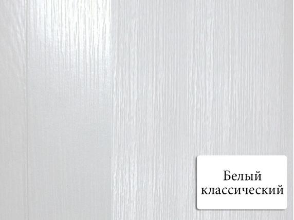 Панель МДФ Стандарт Белая 148*2600мм, фото 2