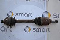 Полуось левая (вал приводной) б/у Smart ForTwo 450 короткая