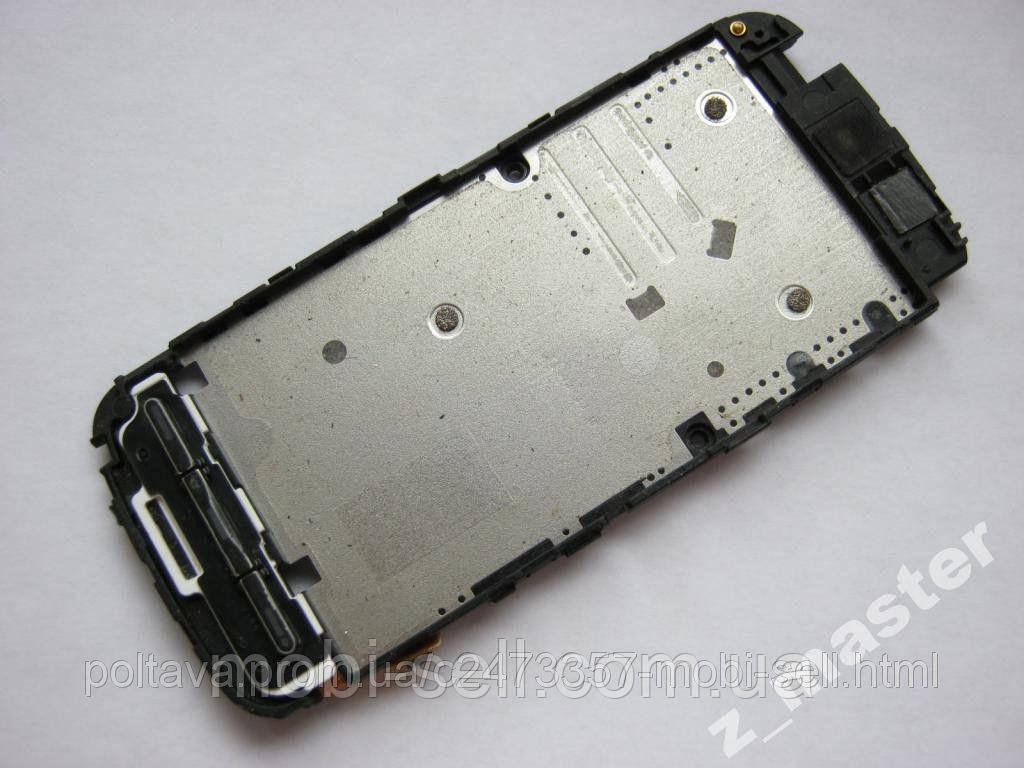 Nokia 5230 Держатель дисплея + клавиатурный модуль + динамик