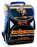 Ранец ортопедический Tiger робот