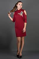 Платье прямого силуэта, фото 1