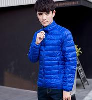 Теплая мужская куртка.  Модель 6118