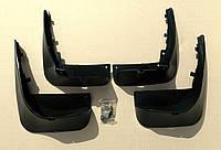 Брызговики Mercedes Benz W221 2005-2013 (без обвеса)