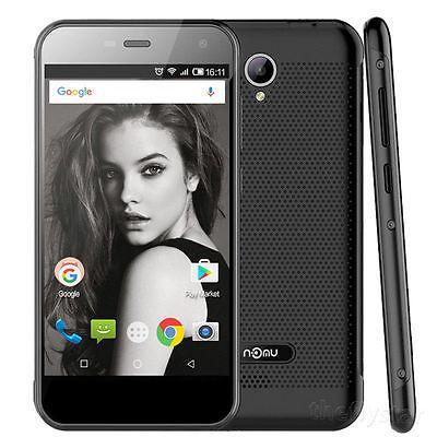 "Смартфон Nomu s20, 3/32Gb, 8/5Мп, IP68, 2sim, 3000mAh, экран 5""IPS, GPS, 4G, 4 ядра, Android 6.0"