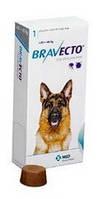 Бравекто 1000 мг 1 таблетка  для собак  20-40кг (блохи и клещи на 3мес) МСД Нидерланды