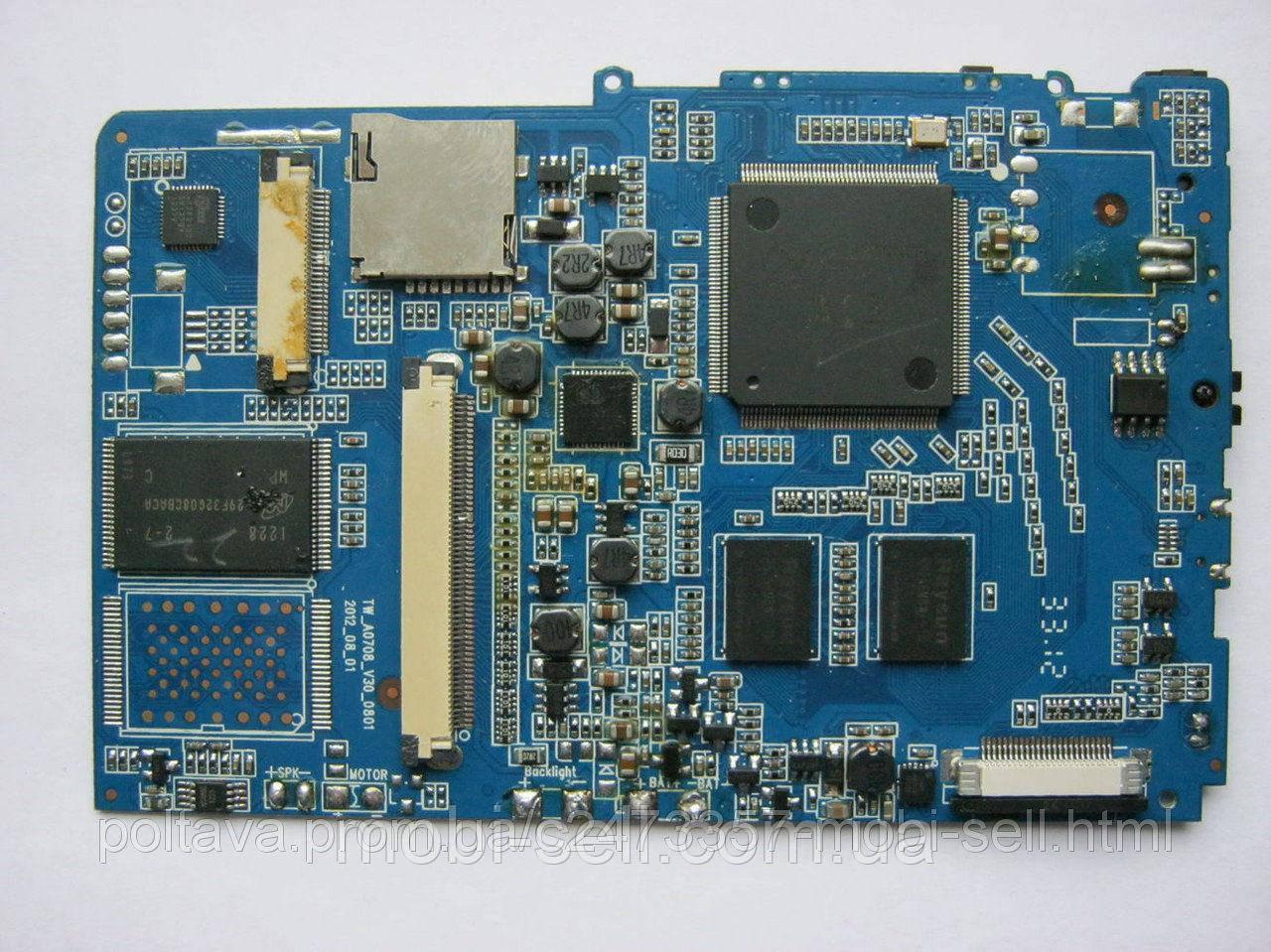 Verico UniPad CM-USP03A плата материнская B52_V1 неисправная