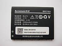 Аккумулятор Lenovo BL171 3.7V 1500 mA 5.55 Wh, A390 A319 A50 A60 A65, A356, A368