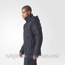 Мужская утепленная куртка adidas Wandertag Pad J Outdoor Mont AP8335, фото 2