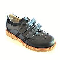 Школьные туфли Orthobe, натур. кожа, ортопедичекие, р. 30-34, фото 1