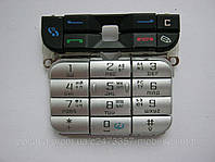 Клавиатура для Nokia 3230 новая, Китай, кириллица